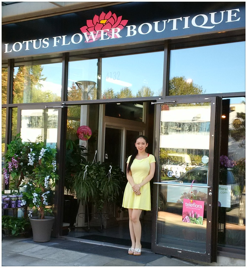 Member Story Natalie Chow Lotus Flower Boutique