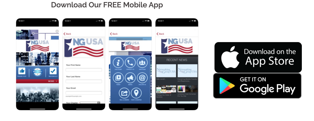 Networking Group USA virtual networking app | Alignable