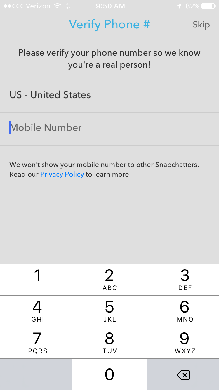 How To Delete Snapchat Profile Picture You'll Need To Enter Your Phone  Number In