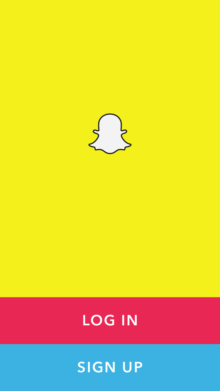 Snapchat sign up create account - Step 1 Create Your Account