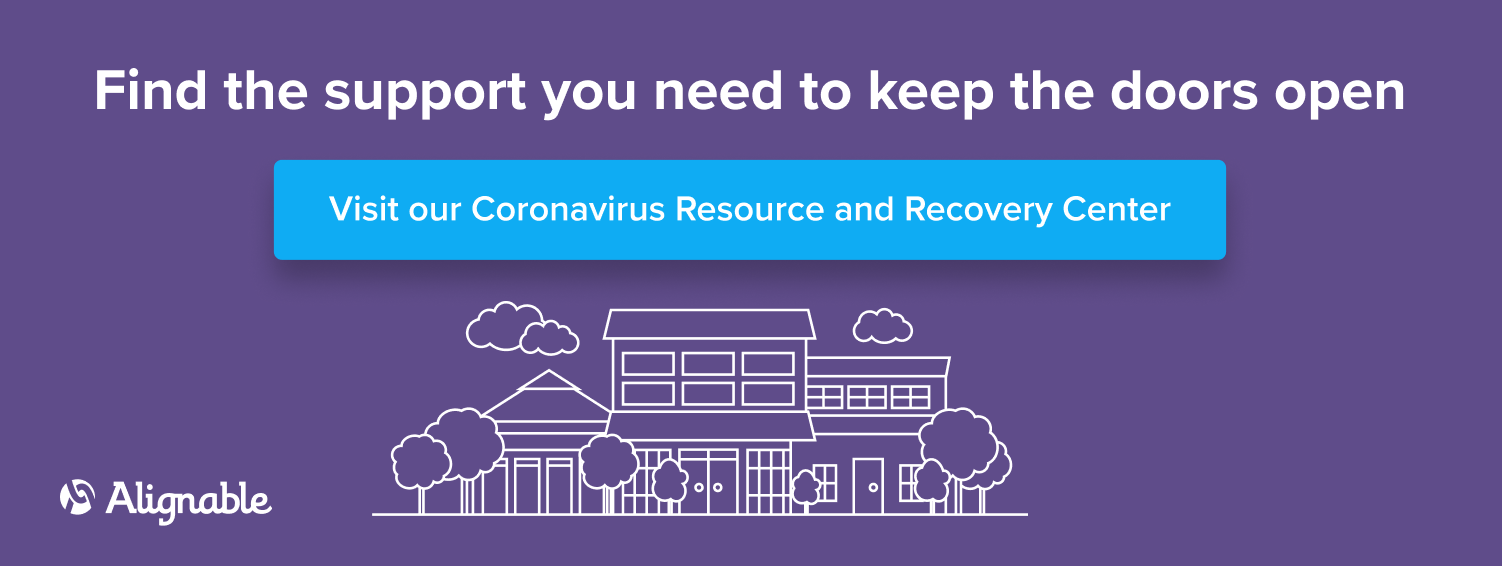 Find support for recovery and reopening in our coronavirus resource center