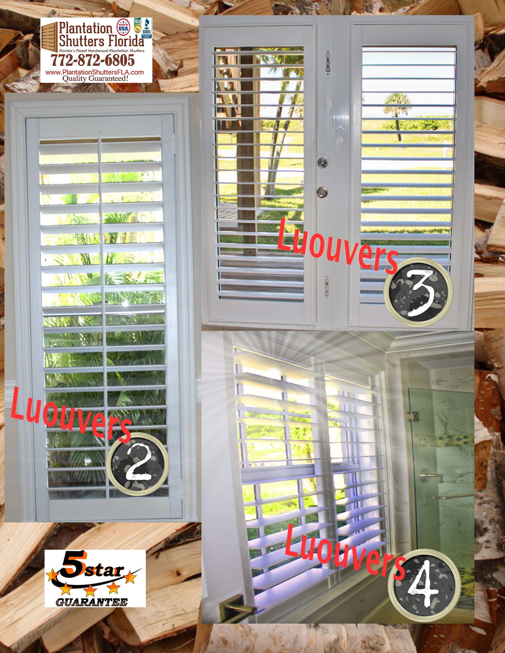 How To Pick The Right Plantation Shutters Window