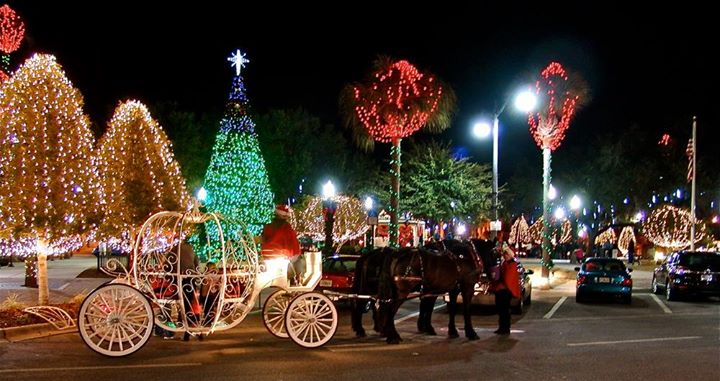 Are there any local holiday community events your business looks ...
