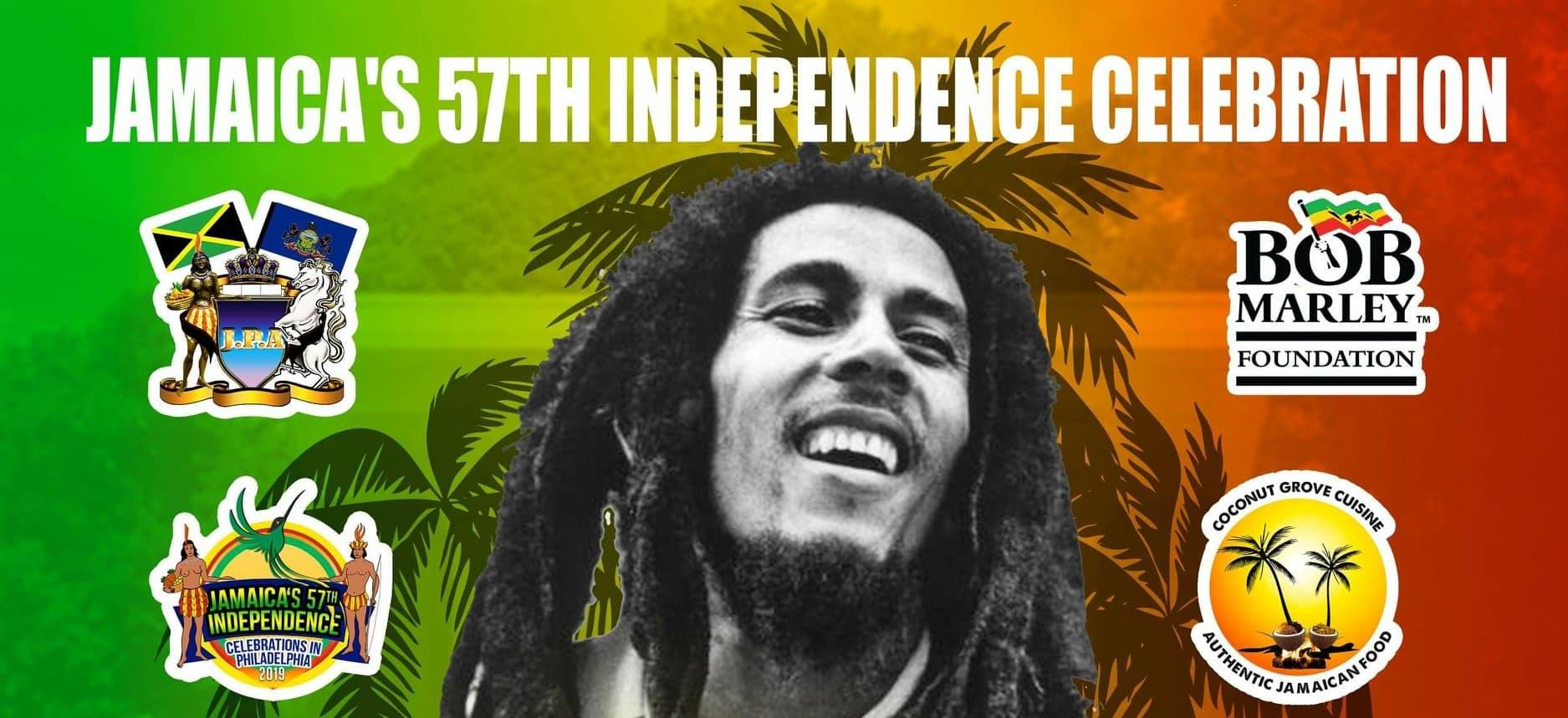 Image result for jamaica independence philadelphia